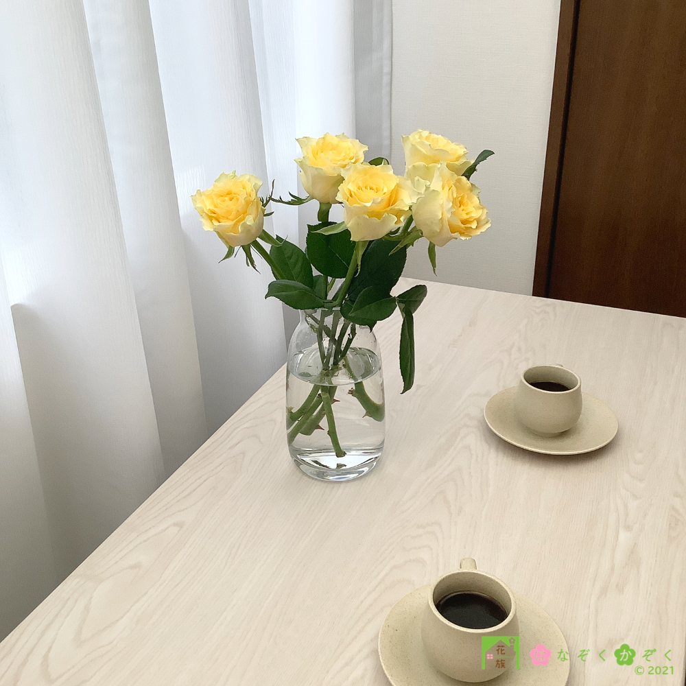 【バラ 黄色】スペード/ハウスの中から最もゴージャスなバラをお届け。7本
