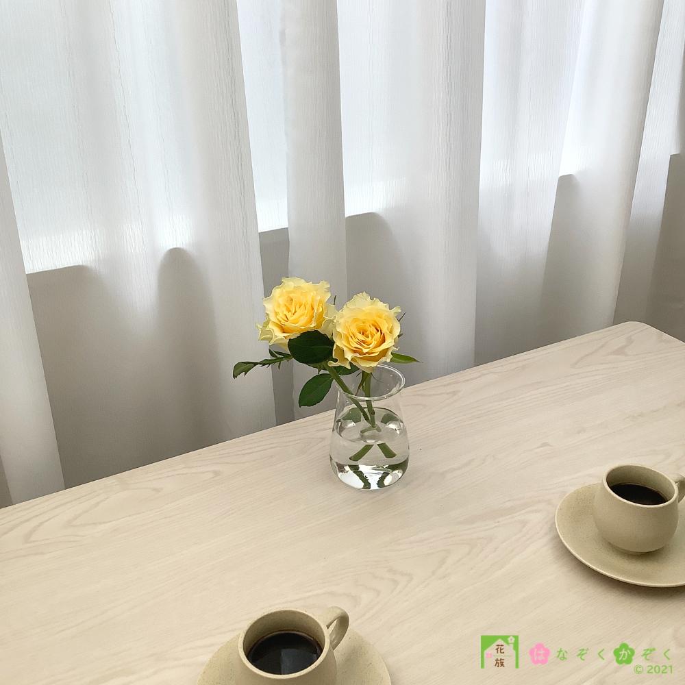 【バラ 黄色】スペード/ハウスの中から最もゴージャスなバラをお届け。5本
